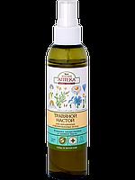 Травяной настой для окрашенных и мелированных волос Ромашка лекарственная и льняное масло 150мл Зеленая Аптека