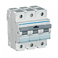 Автоматический выключатель  In=100А 3п С 10kA 4.5м Hager