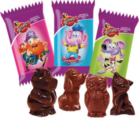 Конфеты Детский сувенир Фабрика Славянка