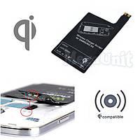 QI модуль приемник Samsung Galaxy S4 i9500 для беспроводной зарядки, фото 1