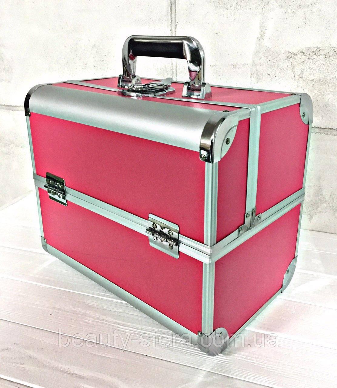 Кейс для косметики купить розовый натуральная косметика беларусь купить в
