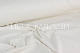 Однотонная бязь светло-бежевого цвета 125 г/м2 №559