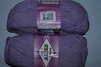 Alize Cotton gold  - 166 лиловый