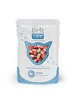 Консервы Brit Care Cat Tuna pouch 80 г (тунец)