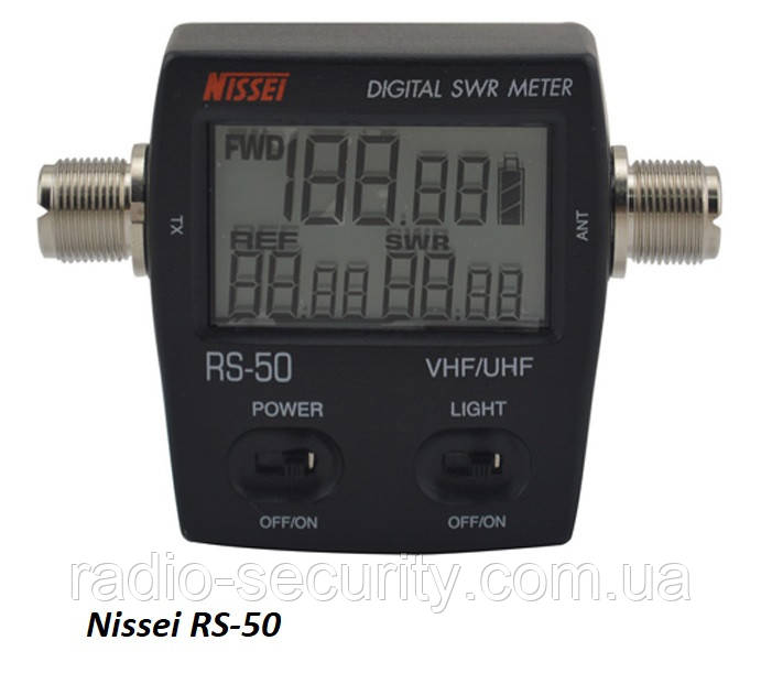 КСВ метр NISSEI RS-50