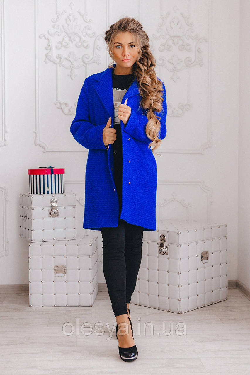 Пальто для девочки демисезонное Глория Размер 164 ТМ Barbarris