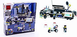 Конструктор Мобильный полицейский штаб, 325 деталей