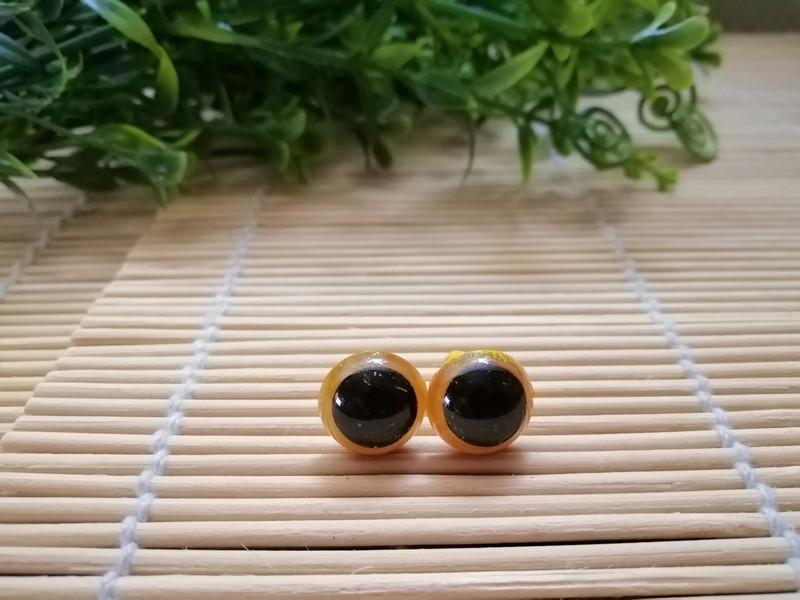 Глазки на безопасном креплении 12 мм