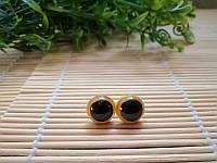 Глазки на безопасном креплении 12 мм, фото 1