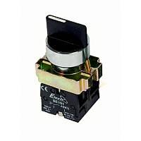 Кнопка  ВD21  2-х позиційний перемикач Ø22mm  NO + NC  ElectrO (шт.)