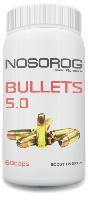 NOSOROG BULLETS 5.0, 60 caps (комплексный предтрен в капсулах; предтрен в капсулах; предтрен)
