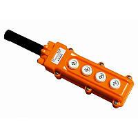 Пульт кнопковий ПКТ  4 кнопки   IP54  ElectrO (шт.)