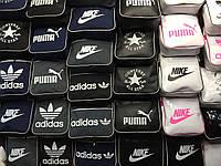 Сумки планшеты  на плечо(adidas.nike.puma.converse(1 цвет)Адидас оптом/Сумка для через плечо/барсетки мужчины