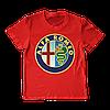 "Футболка ""Alfa Romeo"""
