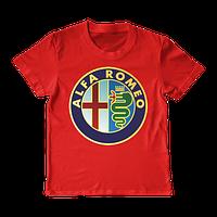 "Футболка ""Alfa Romeo"", фото 1"