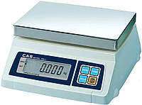 Весы фасовочные CAS SW-C (2, 5, 10, 20 кг)