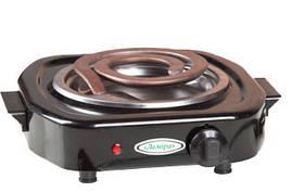Плита настольная ЭПТ 1-1,0 кВт/220 В Лемира (широкий тэн)