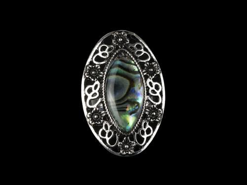 Кольцо для женщин с перламутром