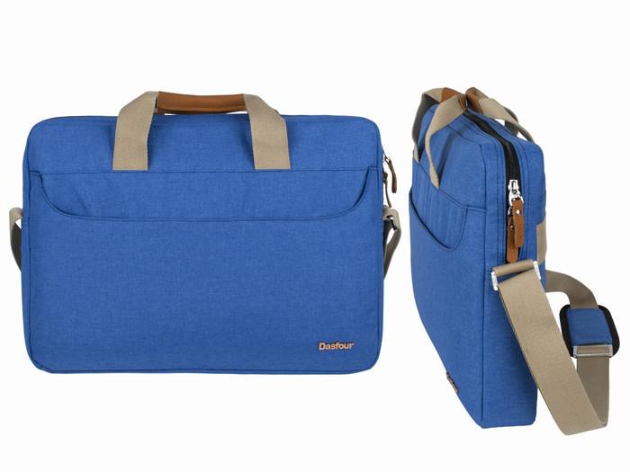 Яркая сумка для ноутбука Dasfour Sity