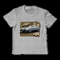 """Детская футболка """"Alfa Romeo"""" для мальчика, фото 1"""