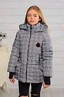 Куртка «Анабель», клетка Рост:122-158 см, фото 1