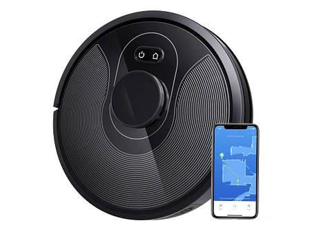 Робот пылесос iBot Vac PLUS с лазерной навигацией iNavi Plus™ и загрузкой карт, фото 2