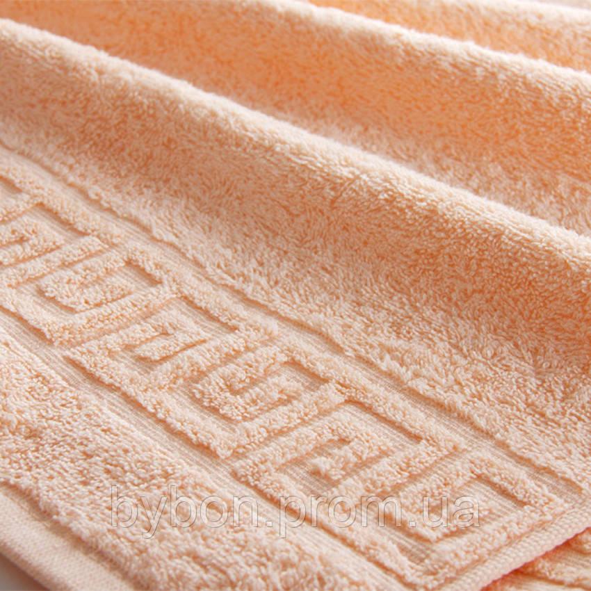 ТМ TAG Полотенце махровое Peach