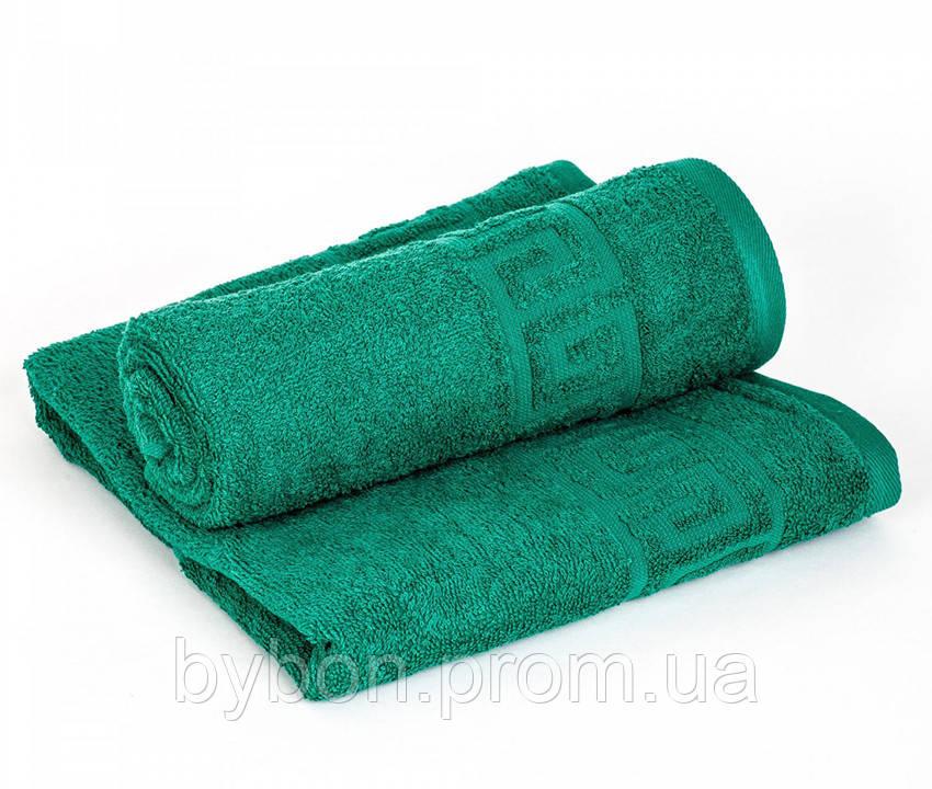 ТМ TAG Полотенце махровое Persian green