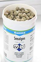Витамины для котов и кошек Canina 130504 Seealgen tabletten с морскими водорослями для шерсти 225г/220 табл.