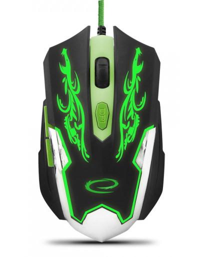 Мышка Esperanza MX405 WIRED 6D Cyborg Черный (400394)