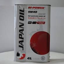 Моторное масло JAPAN OIL Bi-POWER  5W-40 4л