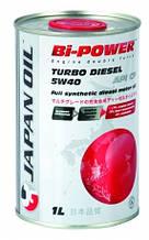 Моторное масло JAPAN OIL Bi-POWER TURBO DIESEL 5W-40 1л