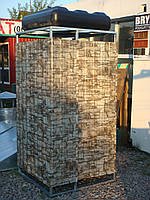 Душевая кабина из металопрофиля