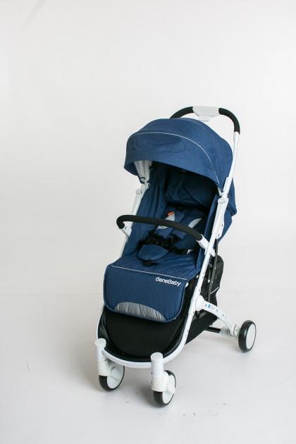 Прогулянкова коляска BeneBaby D200 — Синя