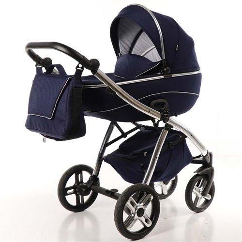 Универсальная коляска 2 в 1 Tako Extreme Pik 03 Blue