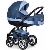 Универсальная коляска 2в1 Riko Brano 02 - denim blue