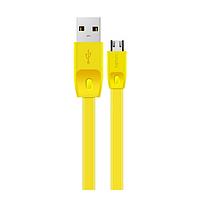 Кабель Micro USB REMAX Full Speed RC-001m |1M|