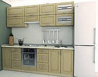 Кухня Палермо Дуб циннамон