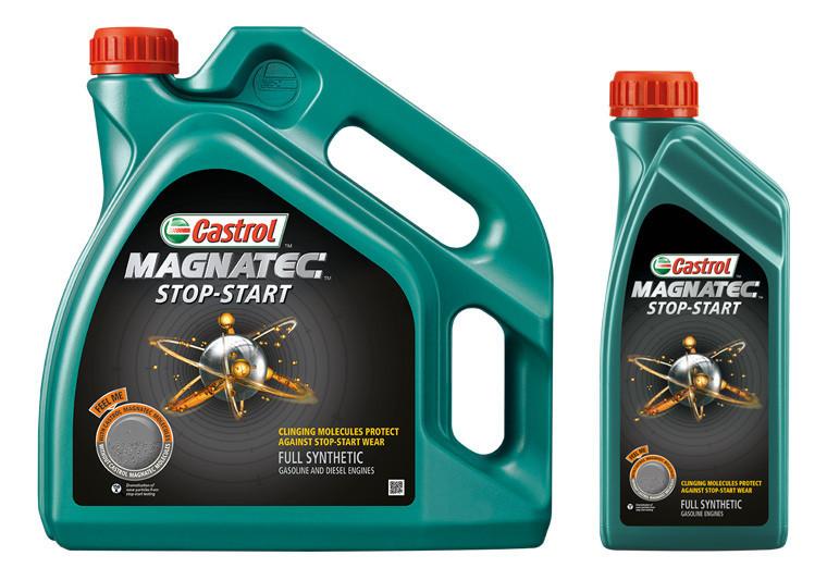 Моторное масло Castrol Magnatec Stop-Start 5W-30 A5 4л, цена 912 ...