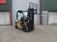 Вилочный погрузчик CAT Lift Trucks DP25NAC , дизель , 2.5т. , 2004 год