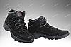 Военные ботинки демисезонные / армейская, тактическая обувь ТИТАН Gen.II (black), фото 2