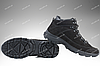 Военные ботинки демисезонные / армейская, тактическая обувь ТИТАН Gen.II (black), фото 4
