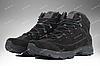 Военные ботинки демисезонные / армейская, тактическая обувь ТИТАН Gen.II (black), фото 5