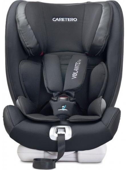Детское автокресло Caretero Volante Fix Black