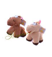 Мягкая игрушка Лошадь 09274