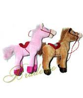 Мягкая игрушка лошадь 1253-128