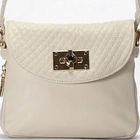 Женская сумка - клатч Gilda Tohetti  бежевого цвета
