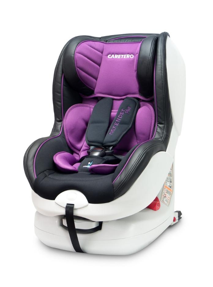 Автокресло Caretero Defender Plus Isofix Purple