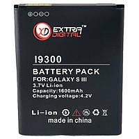 Аккумуляторная батарея EXTRADIGITAL Samsung GT-i9300 Galaxy S3 (BMS6313), фото 1