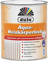 Аква-эмаль для отопительных приборов (радиаторная) Dufa  Aqua-Heizkörperlack 0.75л